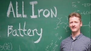 Open-Source Iron Battery Project