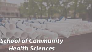 School of Community Health Sciences