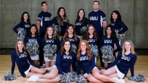 WWU Cheer Campaign