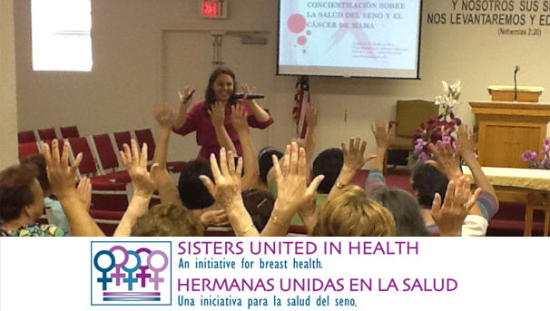 Help Save Sisters United in Health Image