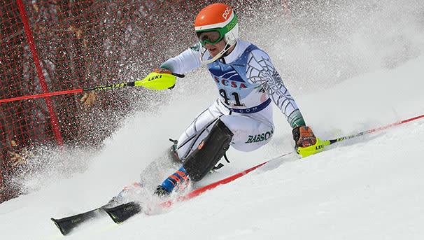 Babson Alpine Skiing Image