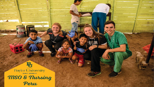 Medical Service Organization + Nursing Go To Peru Image