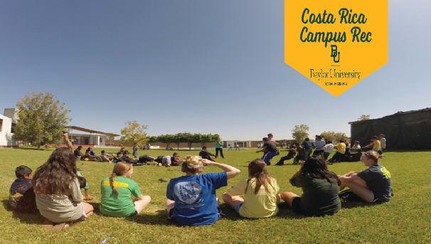 Costa Rica Campus Rec Mission Trip Image