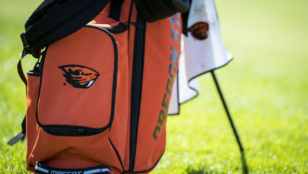 Oregon State Golf Short-Game Practice Facility Image