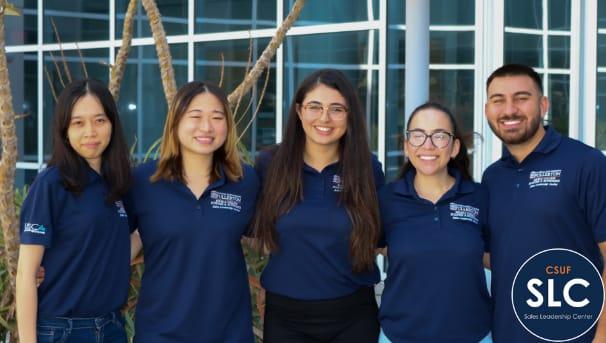 Sales Leadership Center Student Team