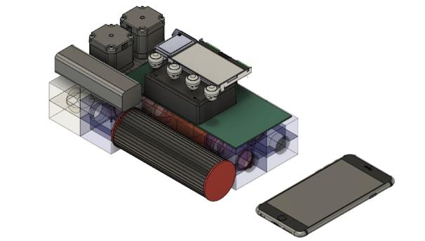 Help SCS build RoboVentilators Image