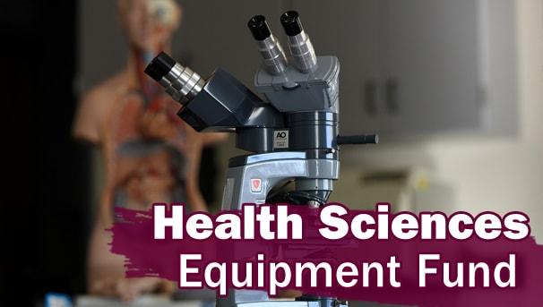 Health Sciences Equipment Fund Image