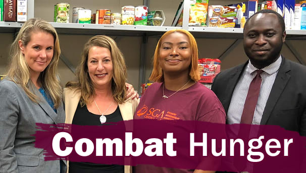 Combat Hunger Image