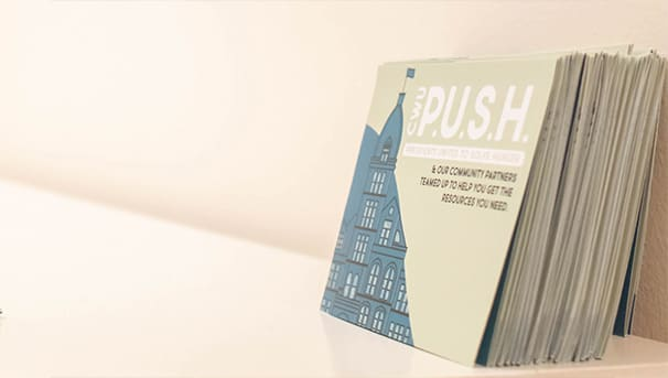 PUSH resource booklets
