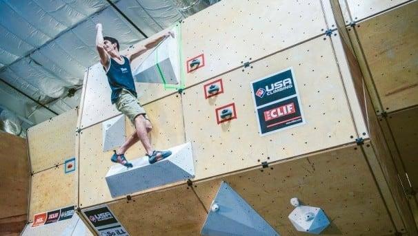 Club Sport: Climbing Team 2018 Image