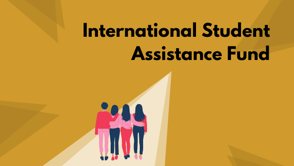 International Student Assistance Fund Image