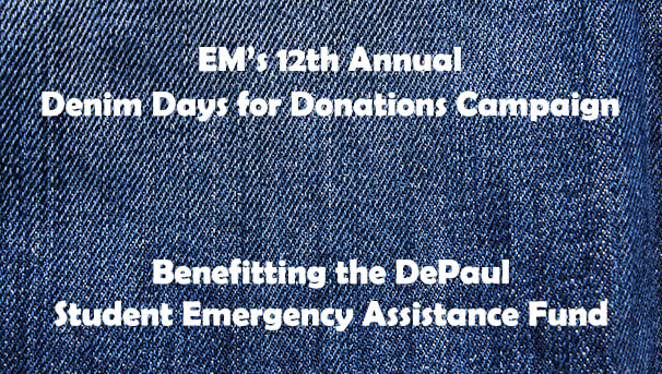 EM Denim Days for Donations Image