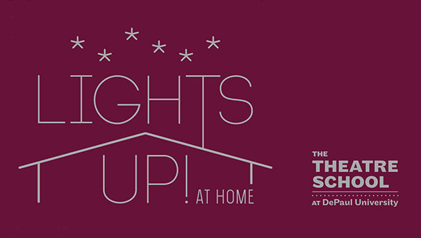 The Theatre School Gala LIGHTS UP! 2020 Image
