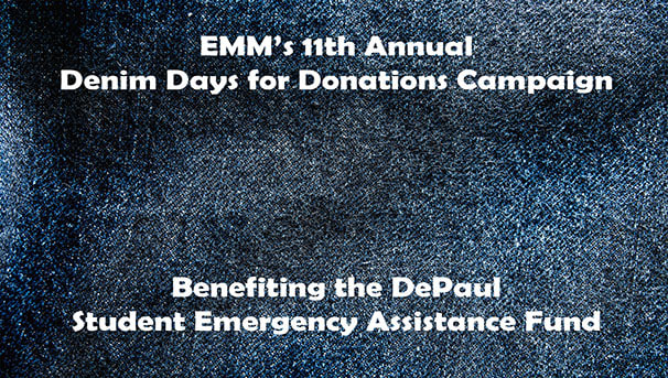EMM Denim Days for Donations Image