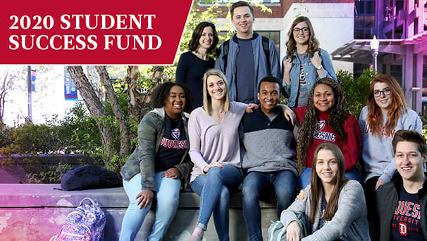 2020 Student Success Fund Image