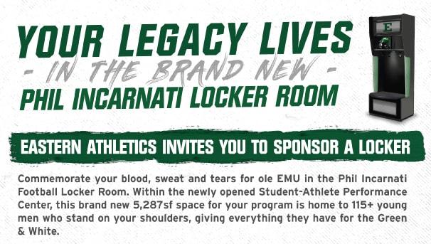 Football Locker Room Campaign Image