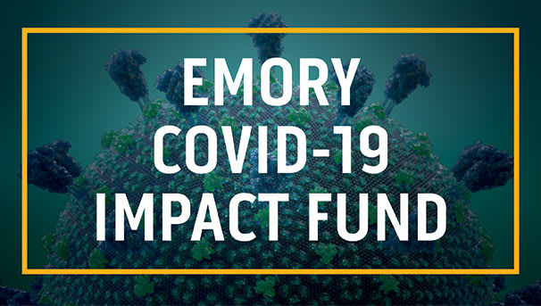 Help Emory's Response to the COVID-19 Pandemic Image
