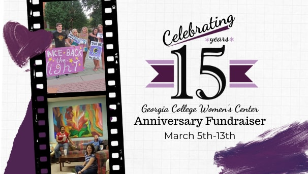 Women's Center 15th Anniversary  Image