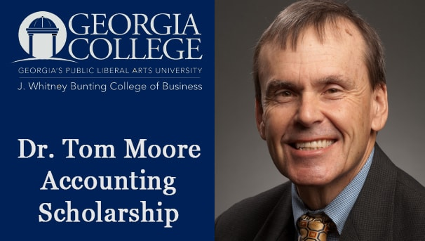 Dr. Tom Moore Scholarship Image