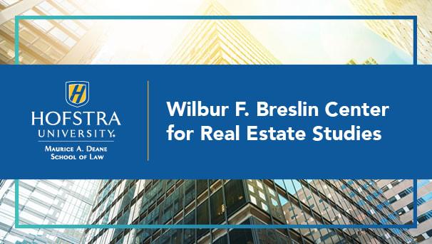 Support the Breslin Center for Real Estate Studies Image