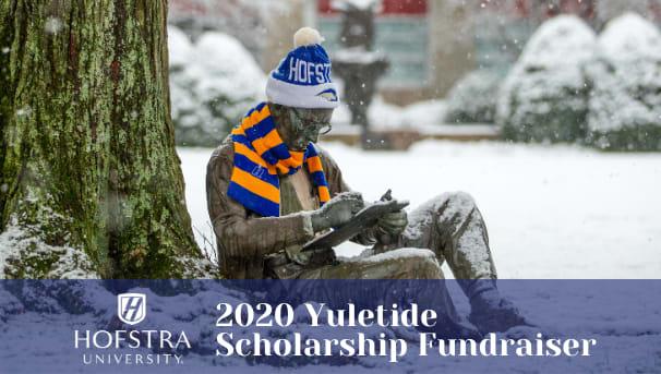 2020 Yuletide Scholarship Fundraiser Image