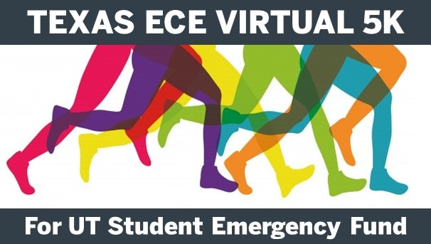 ECE Virtual 5K for UT Student Emergency Fund Image