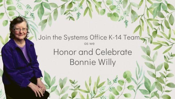 Bonnie Willy Scholarship Fund Image