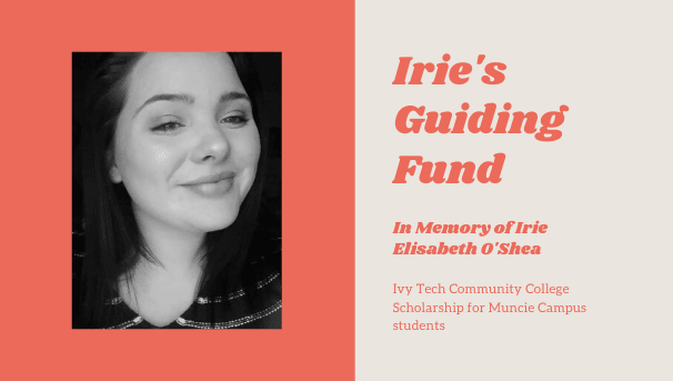 Irie's Guiding Fund Image