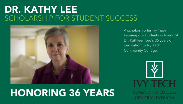 Kathy Lee Scholarship for Student Success Image