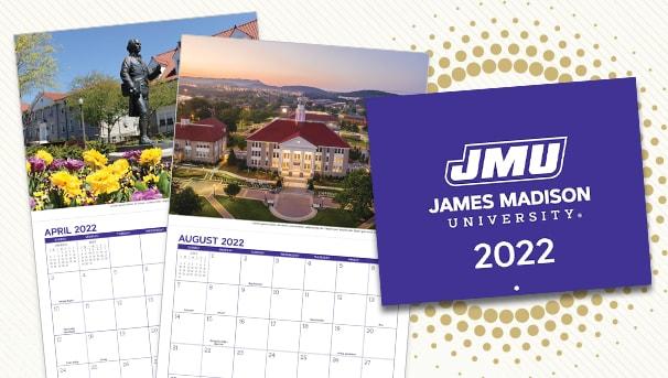 Madison Vision Fund - JMU 2022 Calendar Image