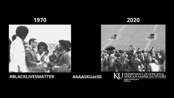 50 years of African and African-American Studies at KU Image