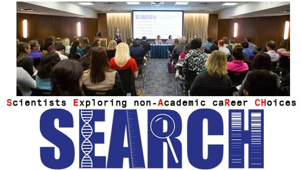 Support SEARCH: Career Symposium for Young Scientists Image