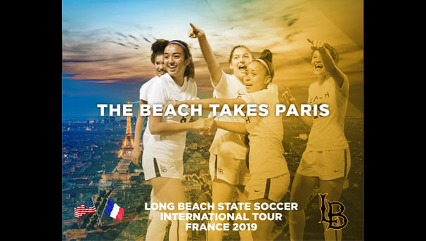 Long Beach State Women's Soccer Foreign Tour Image