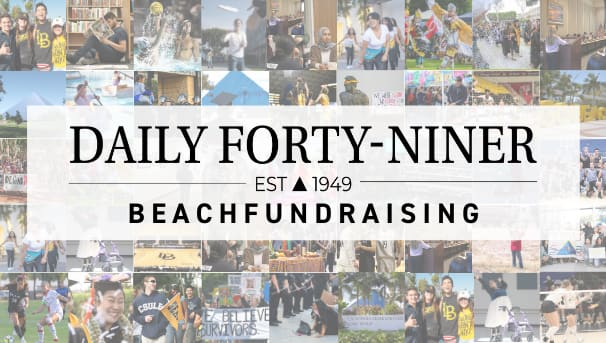 Daily Forty-Niner: Support Student Journalism Image