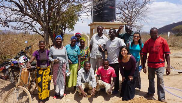 MIT Engineers Without Borders: Mkutani Solar Trip Image