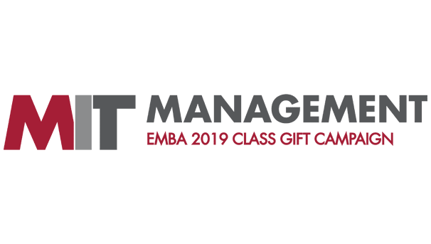 Executive MBA 2019 Class Gift Campaign