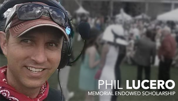 Phil Lucero Memorial Endowed Scholarship Image