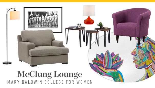 Lounge Renovations for the Mary Baldwin College for Women Image