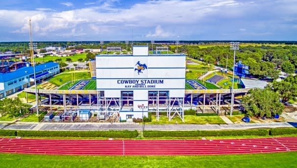 McNeese Track and Field Score Board Project Image