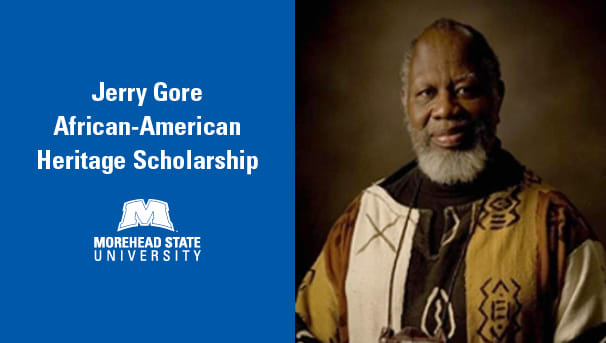 Jerry Gore African-American Heritage Scholarship Image