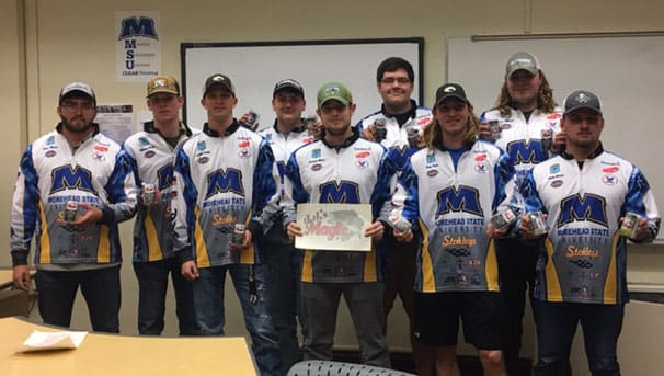 Support the MSU Bass Fishing Team! Image