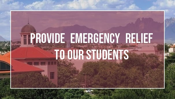 Aggie Student Emergency Fund Image