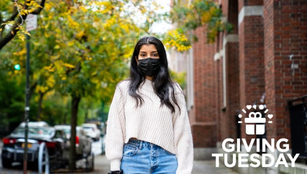 NYU #Giving Tuesday 2020: Support Scholarships at Your School Image