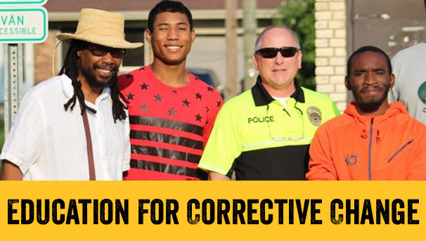 Education for Corrective Change Image
