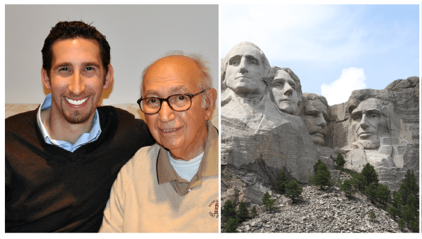 My Promise to Papa - Run Mount Rushmore for Alzheimer's Research Image