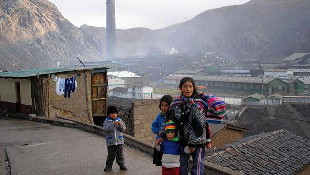 WMI trip to Peru Image