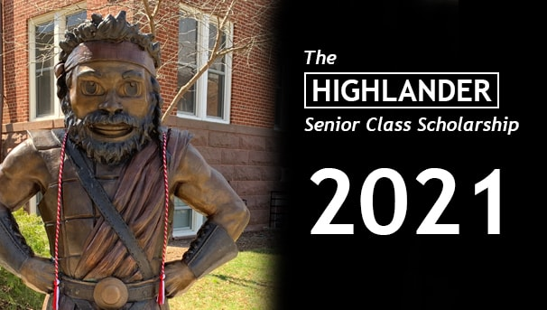 The Highlander Senior Class Scholarship 2021 Image