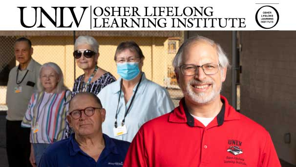 Support Osher Life Long Learning - OLLI Image