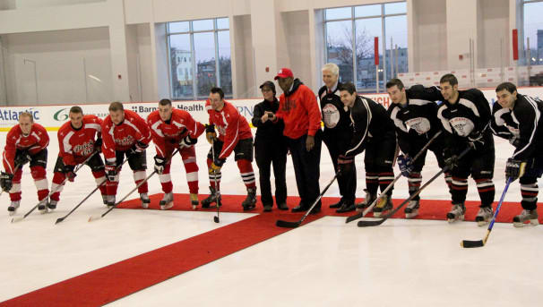 NJMS vs. RSDM 7th Annual Charity Hockey Game Image