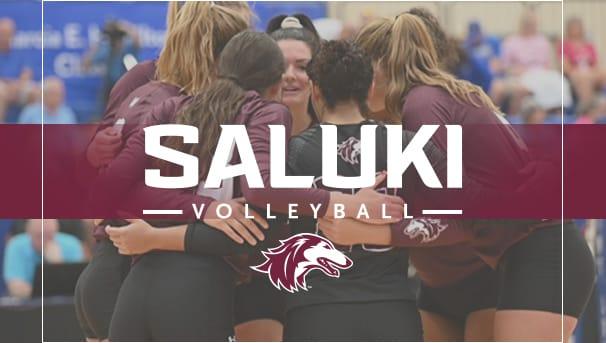 Saluki Volleyball Image